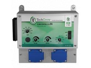 TechGrow Clima Control ECO - regulátor otáček a teploty
