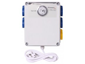 Timer box II 4x600W+heating front 300dpi
