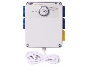 Timer box II 4x600W+heating front 300dpi