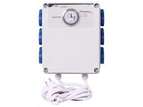 Timer box II 6x600W front 300dpi