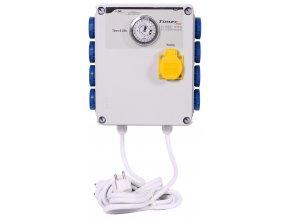 Timer box II 8x600W+heating front 300dpi