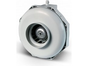 CAN-FAN RKW 125L - 370m3/h - Ø125mm - regulace termostatem