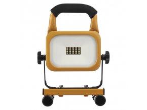 LED reflektor AKU nabíjecí přenosný, studená bílá