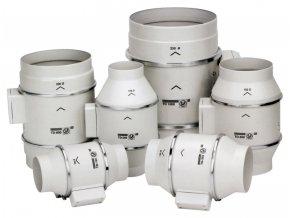 Ventilátor TD Mixvent 500/150 3V