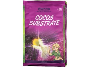 cocos substrate