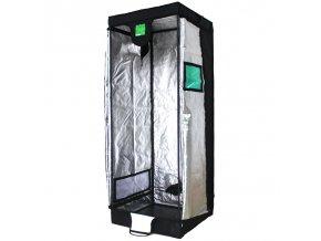 BudBox PRO Medium 75x75x200 stříbrný