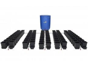 AutoPot 1Pot systém 100 květníků vč. 750L Flexitank