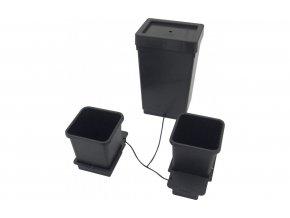 AutoPot 1Pot systém 2 květníky vč. 47L plastová nádrž