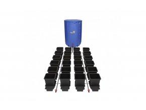 AutoPot 1Pot systém 24 květníků vč. 400L Flexitank