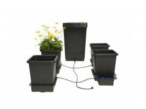 AutoPot 1Pot systém 4 květníky vč. 47L plastová nádrž