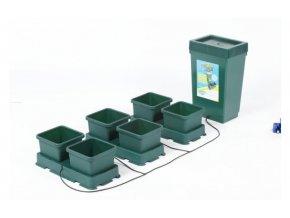 AutoPot Easy2grow 6 květníků vč. 47L plastová nádrž
