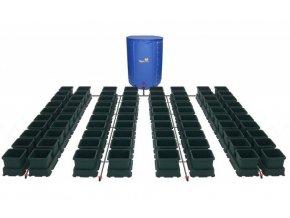 AutoPot Easy2grow 80 květníků vč. 750L Flexitank