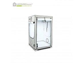 HOMEbox Ambient Q120 - 120x120x200cm, homebox, growbox,pestibny,stan