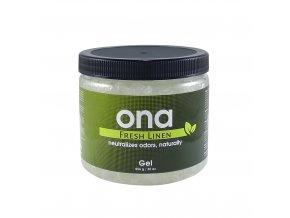 ONA Gel  pohlcovač zápachu - Fresh Linen 1l