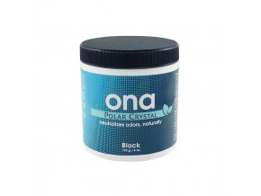 ONA Block, pohlcovač zápachu 170g - Polar Crystal