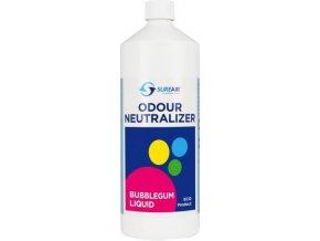 Sure air Liquid 1l Buble gum