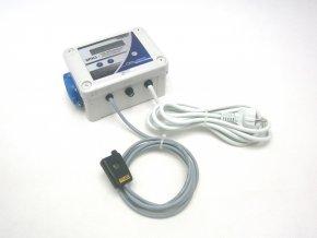 DVOJITÝ- digitální termostat pro topení + termostat kombinovaný s hygrostatem a regulací (min a max) pro odtah/ přítah MTH3