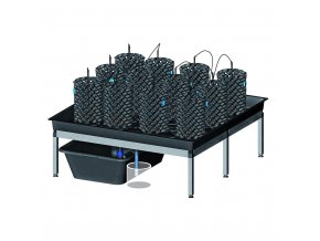 growTOOL ® growSYSTEM AIRPOT 100x100