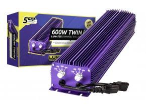 LUMATEK Twin 600W 240V