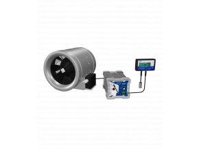 Ventilátor RUCK ETALINE/MAX-FAN - 2360m3/h -  Ø280mm