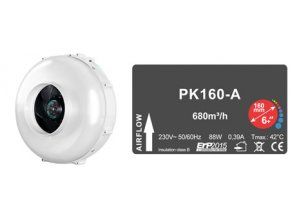 PK160 A