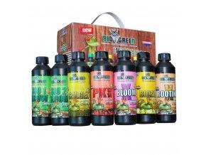 biogreen biogreen starter kit 250 ml