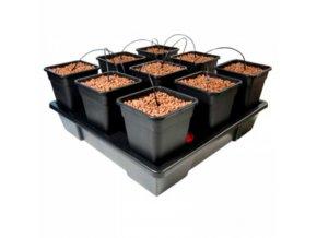 wilma xxl 9 pot kit 7468 p