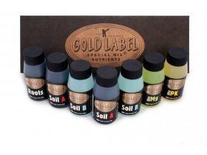 Gold Label Starter KIT Soil