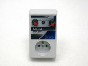 Analogové spínací hodiny - časový spínač (cyklovač) MCS3