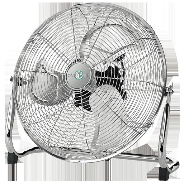 Cirkulační ventilátor One4Air podlahový - Ø45cm