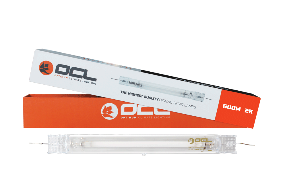 Optimum Climate Lighting Výbojka OCL 600W – DE HPS 2000K