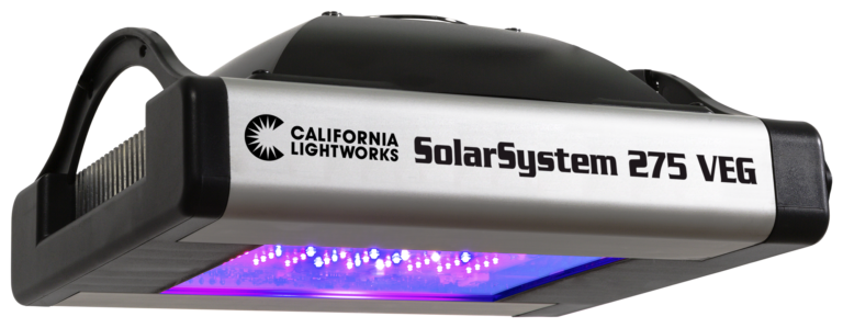California LightWorks SolarSystem 275 VEG™