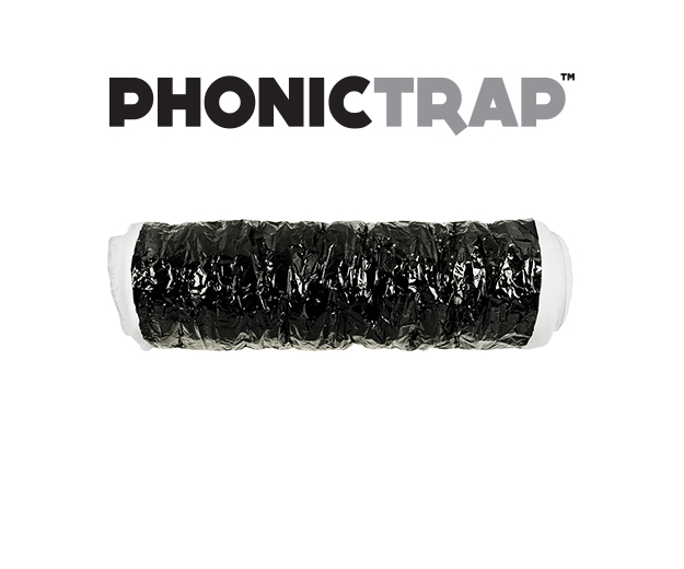 Phonitec Odhlučněné potrubí PhonicTrap 102mm - 1m