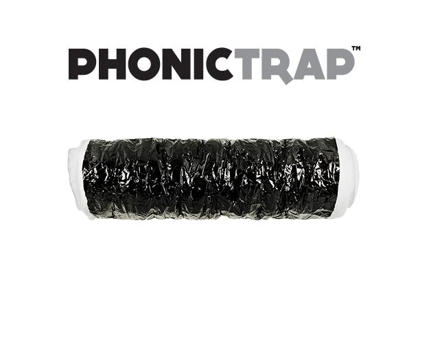 Phonitec Odhlučněné potrubí PhonicTrap 127mm - 1m