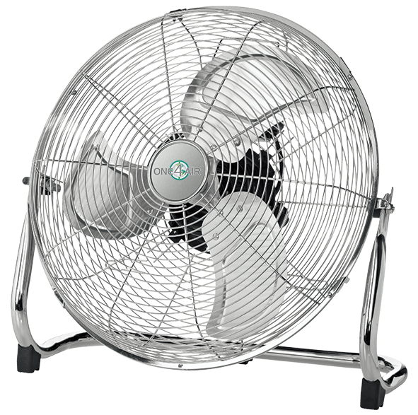 Cirkulační ventilátor One4Air podlahový - Ø50cm