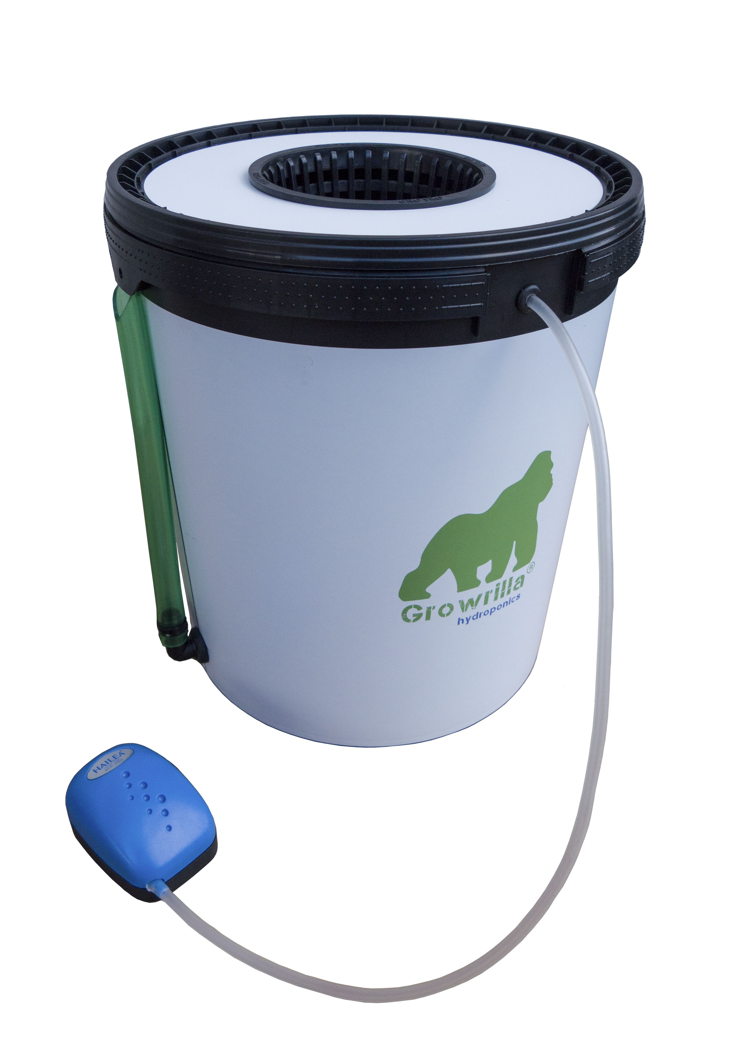 Growrilla hydroponics DWC single pot - 19l