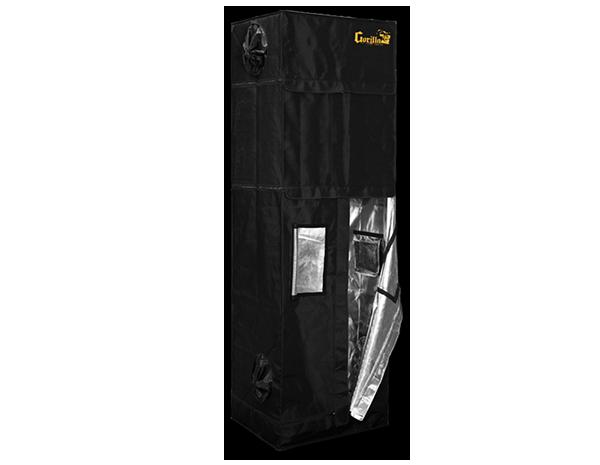 Growbox Gorilla Grow Tent 61x76x180-210