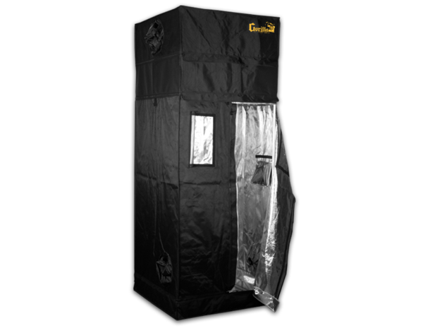 Growbox Gorilla Grow Tent 92x92x210-240