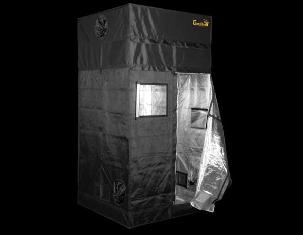 Growbox Gorilla Grow Tent 122x122x210-240