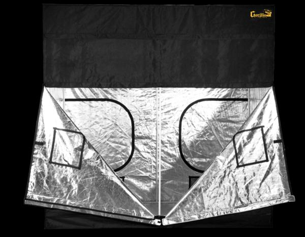 Growbox Gorilla Grow Tent 274x152x210-240