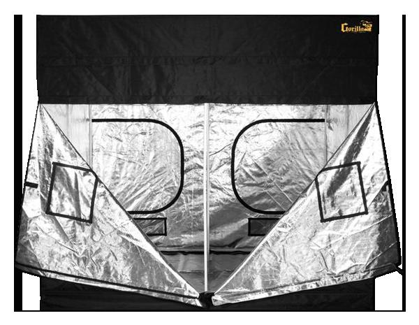 Growbox Gorilla Grow Tent 244x244x210-240