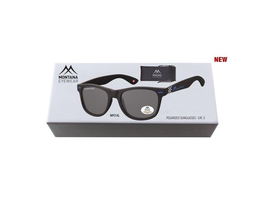MONTANA EYEWEAR Polarizační brýle MONTANA BOX MP2-XL Cat.3