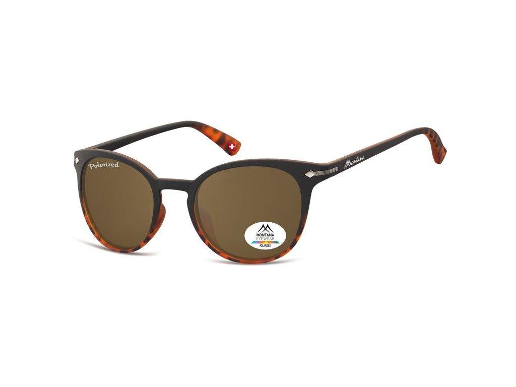 MONTANA EYEWEAR Polarizační brýle MONTANA MP50B Cat.3