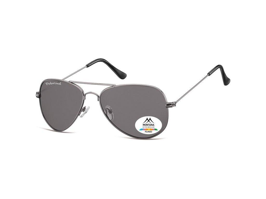MONTANA EYEWEAR Polarizační brýle MONTANA MP94 Cat.3 + pouzdro