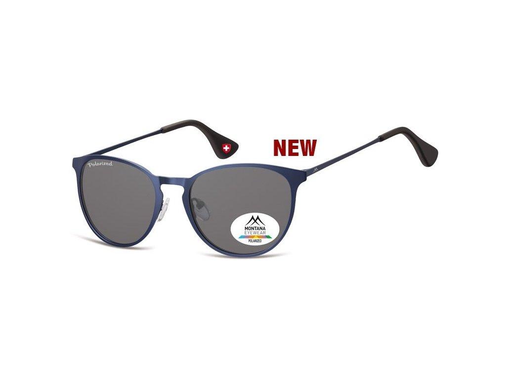 MONTANA EYEWEAR Polarizační brýle MONTANA MP88B Cat.3 + pouzdro
