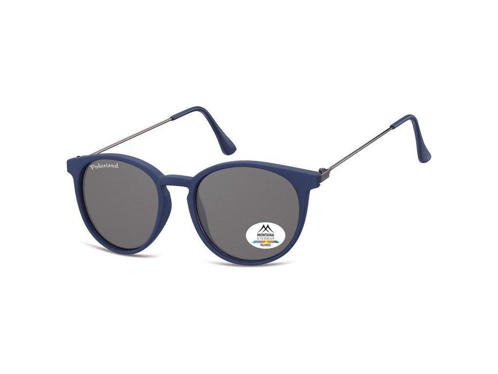 MONTANA EYEWEAR Polarizační brýle MONTANA MP33B Cat.3 + pouzdro