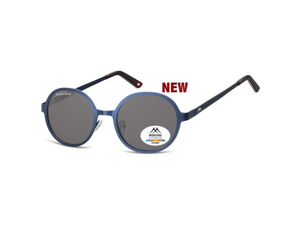MONTANA EYEWEAR Polarizační brýle MONTANA MP87B Cat.3 + pouzdro