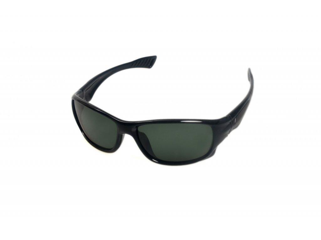 Polarizační brýle 1603 šedozelená čočka Cat.3