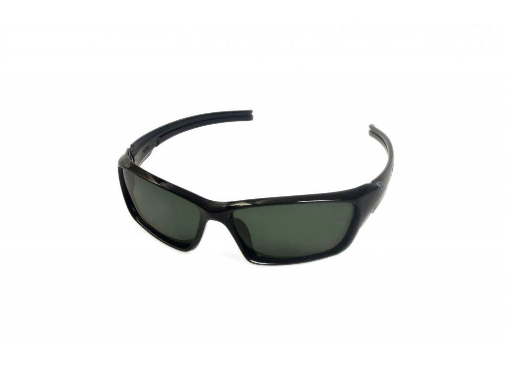 Polarizační brýle 6101 Cat.3 zelená čočka
