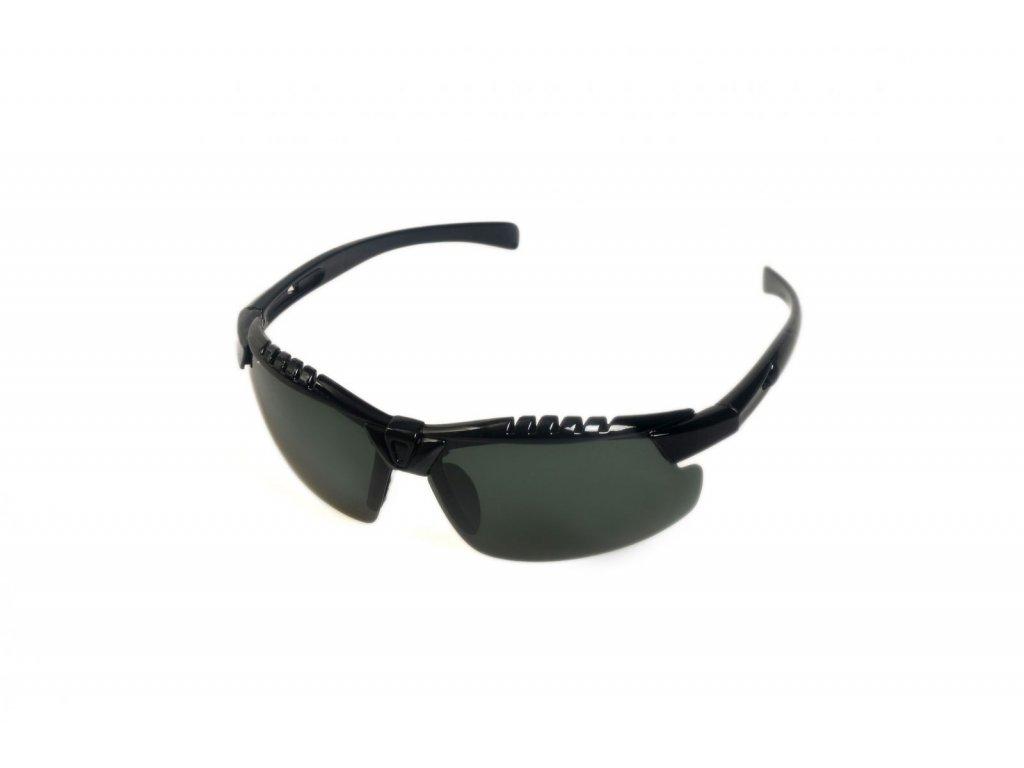 Polarizační brýle 9015 Cat.3 šedo-zelená čočka